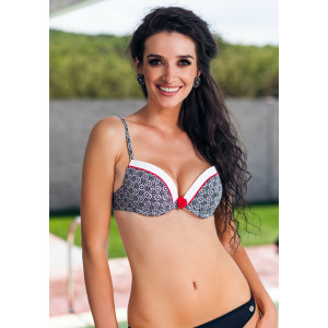 Sutien baie Push Up~CASABLANCA~DR132