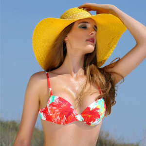 Sutien baie Push Up ~HONOLULU~ DR341