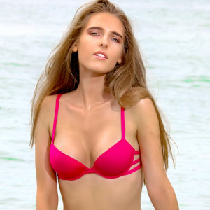 sutien baie push up